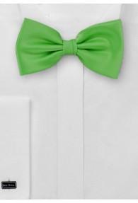 Herrenschleife Poly-Faser signalgrün