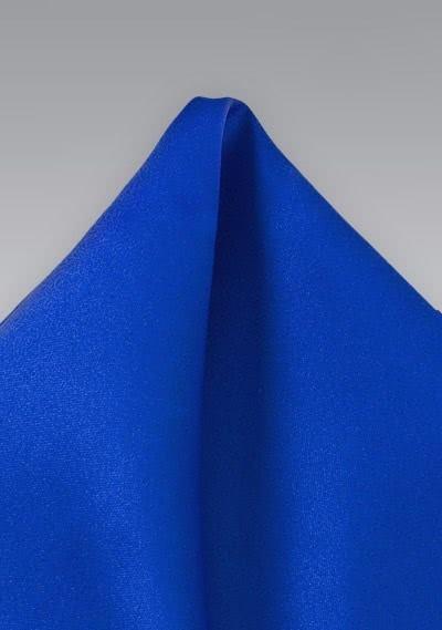 Ziertuch blau Kunstfaser