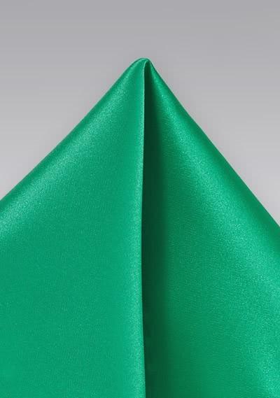 Kavaliertuch Kunstfaser grün