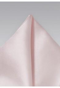 Kavaliertuch italienische Seide einfarbig rosé