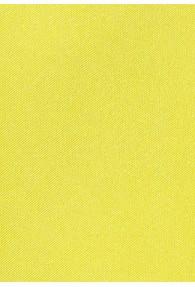 Markante Krawatte gelb Kunstfaser