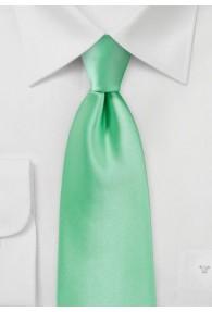 Markante Krawatte türkis Kunstfaser
