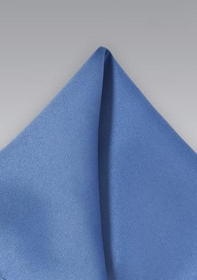 Ziertuch leichtblau Poly-Faser