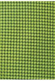Herrenkrawatte strukturiert grün