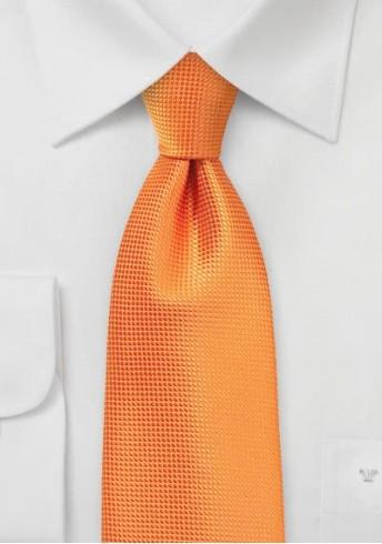 Krawatte Gitter-Oberfläche orange