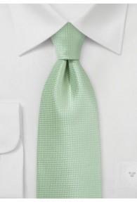 Businesskrawatte Netz-Oberfläche lindgrün