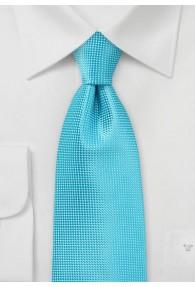 Krawatte Netz-Struktur aqua