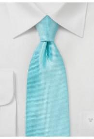 Krawatte Netz-Struktur türkis