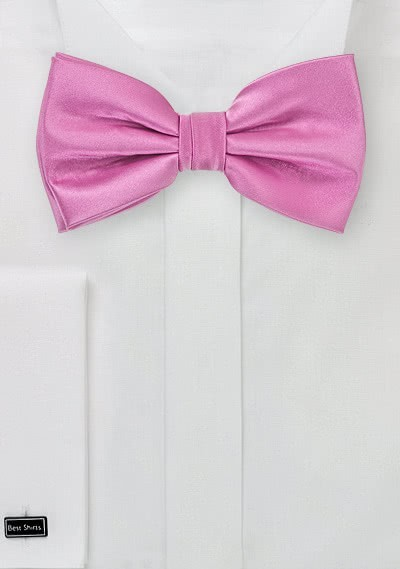 Schleife Poly-Faser pink