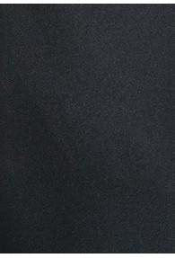 Clipkrawatte schwarz Kunstfaser