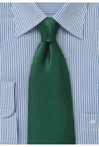 Krawatte Struktur lotrecht dunkelgrün