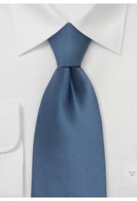 Limoges Krawatte in mittelblau