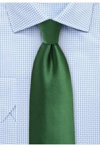 Krawatte monochrom braungrün