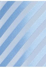 Fliege leichtblau Streifendessin