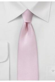 Krawatte schmal geformt  Mikrofaser...