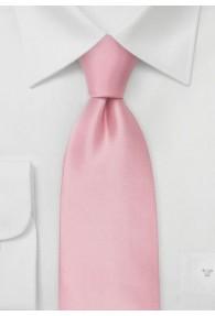 Limoges Krawatte rosa