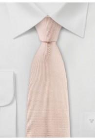 Businesskrawatte  rosa
