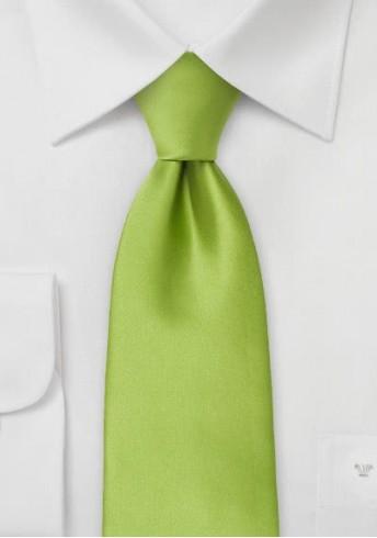 Moulins Clip-Krawatte in frischem Grün