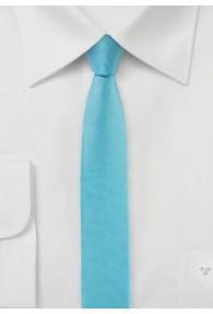 Krawatte extra schmal geformt mintgrün