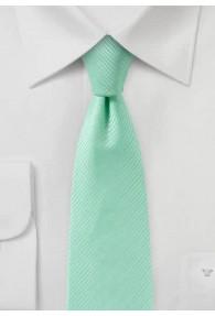 Krawatte Streifenstruktur blaugrün