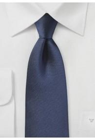 Krawatte Struktur dunkelblau