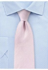 Kravatte Struktur rosé
