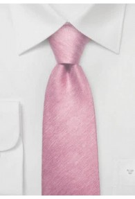 Krawatte Gräten gesprenkelt pink
