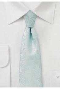 Krawatte Farn-Oberfläche mint