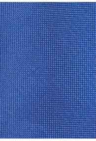 Herrenkrawatte strukturiert royalblau
