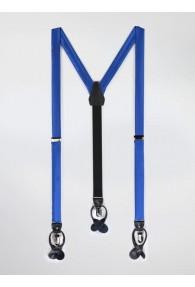 Hosenträger blau