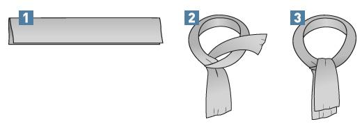 So Binden Sie Einen Schal Krawatten Ties