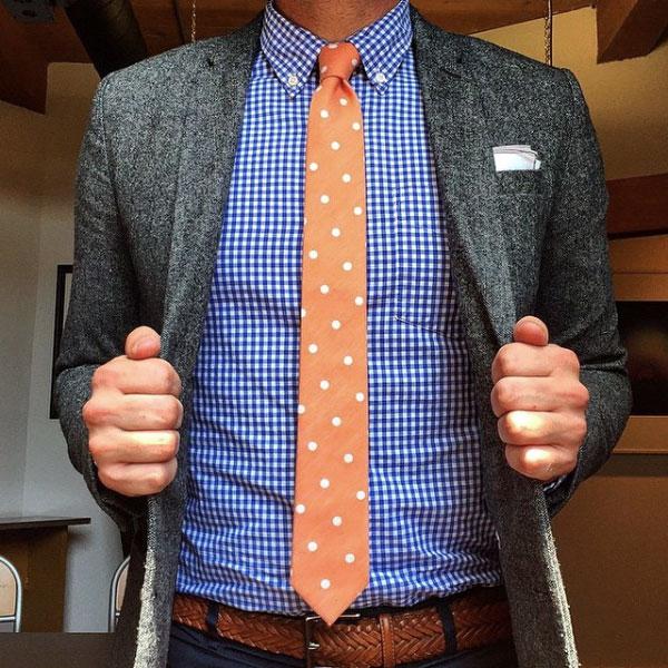 Die richtige Krawattenlänge