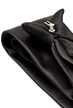 Clip-Krawatte