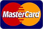 Zahlung mit Ihrer MarsterCard-Kreditkarte
