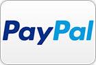 Bezahlen Sie mit PayPal